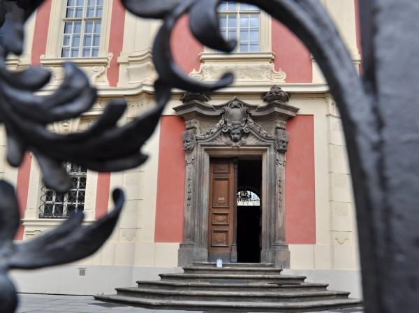 Barokní letohrádek na I.P.Pavlova?